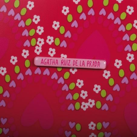 Maleta Mediana Agatha Spring + Mp3
