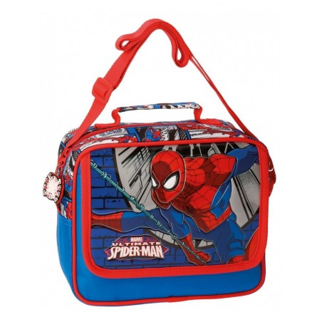 Neceser Spiderman Comic Bandolera
