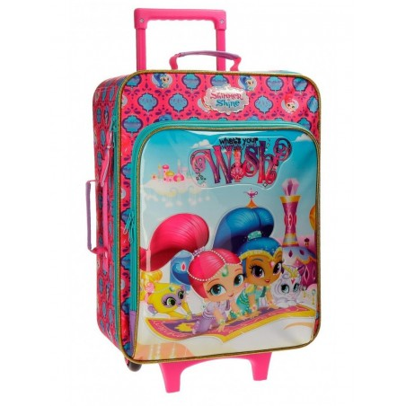 Maleta cabina Shimmer and Shine Wish