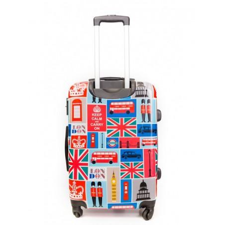 Juego de maletas British
