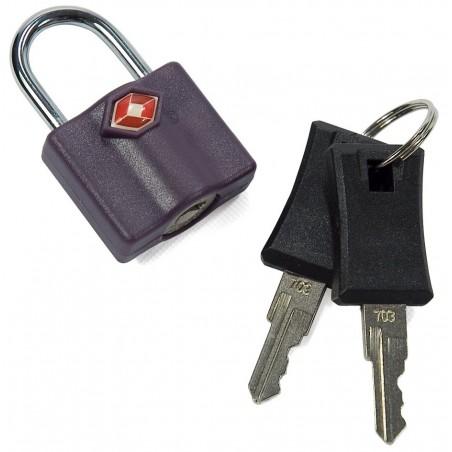 Candado llave TSA