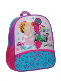 Mochila Patrulla canina Girl Power 33 cm