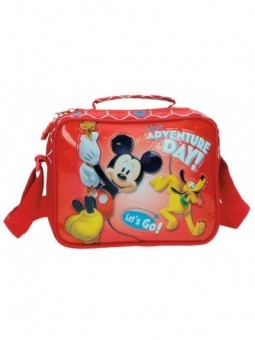 Neceser Bandolera Mickey Adventure day