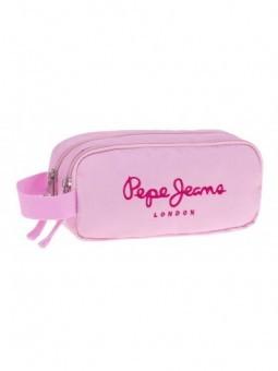 Estuche Pink Color Pepe Jeans