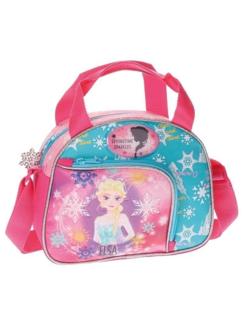 Neceser bandolera Frozen Elsa