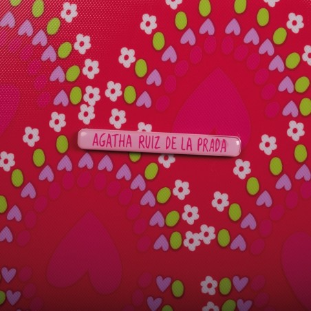 Maleta Mediana Agatha Spring