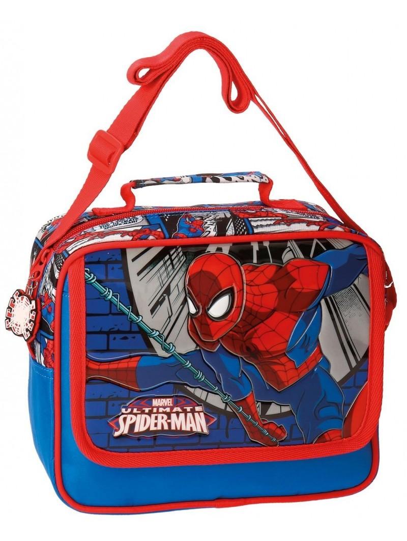Neceser  Spiderman Comic Bandolera