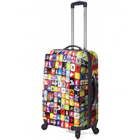 Maleta Travel Icons Pequeña