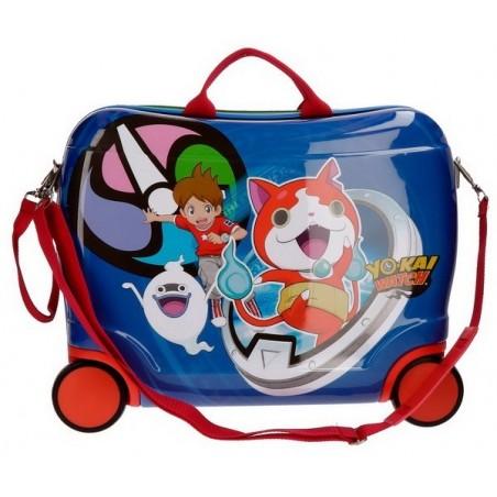 Maleta infantil correpasillos Disney Yo-Kai Watch