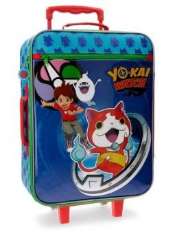 Maleta cabina Yo-Kai Watch 2 ruedas