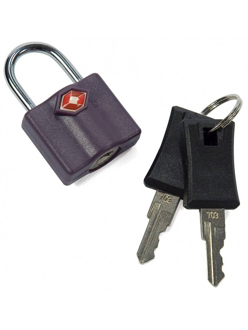 Candado maletas Tsa con llaves