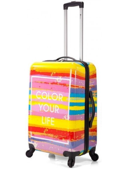 Maleta cabina Colors + Neceser