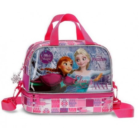 Neceser bandolera Frozen Magic