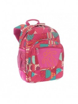 Mochila Totto Crayoles 1IE + Mp3