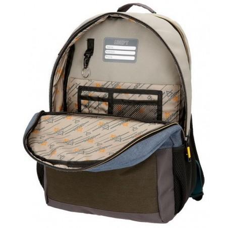 Mochila doble carro Adept Camper