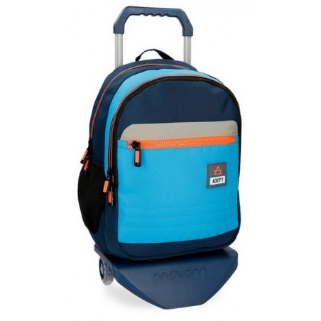 Mochila con carro Adept Power con Mp3 de 42cm