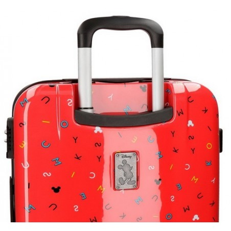 Maleta cabina Mickey Red