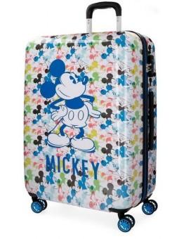 Maleta mediana Mickey Colors