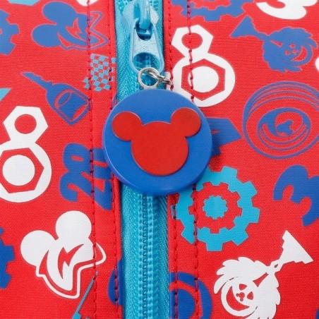 Mochila 28cm. Disney Mickey Race