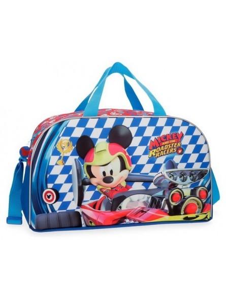 Bolso de viaje 44cm. Disney Mickey Race