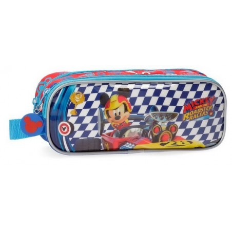 Estuche neceser 2C. Disney Mickey Race