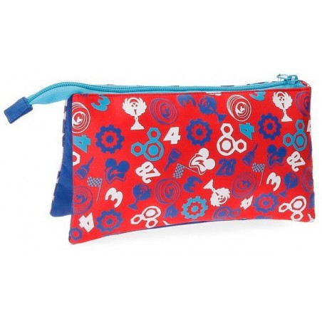 Estuche Disney Mickey Race