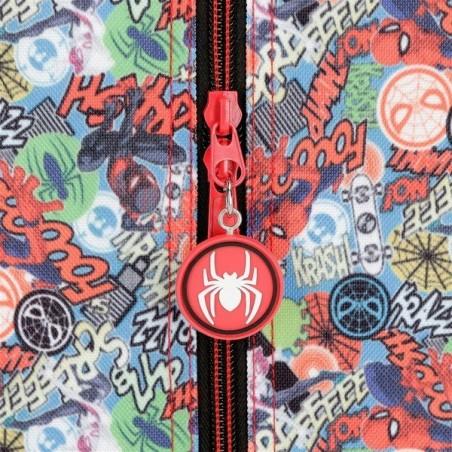 Bolso de viaje 40cm. Spiderman Grafiti