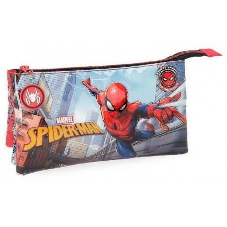 Estuche Spiderman Grafiti