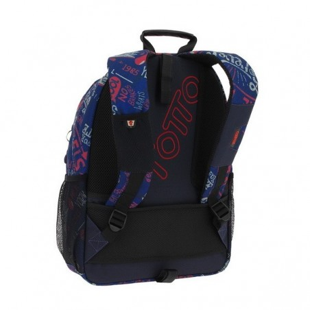 Mochila + MP3 Totto Acuareles 6LN