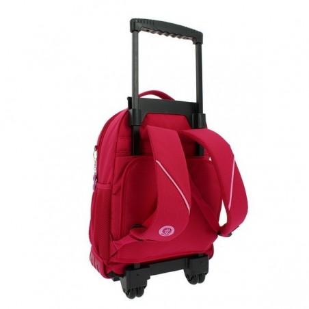 Mochila con ruedas + MP3 Totto Yeil P0U