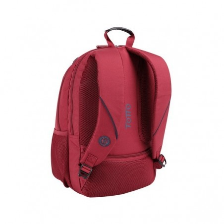 Mochila portaordenador + MP3 Totto Cambridge R40