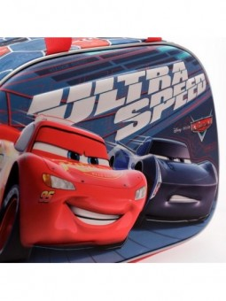 Bolso de viaje 45 cm. Disney Cars Ultra Speed