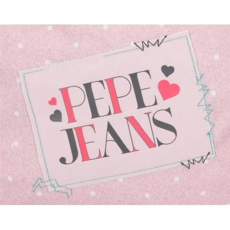 Mochila doble pequeña Pepe Jeans Olaia