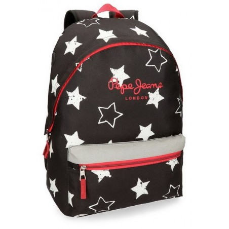 Mochila adaptable + MP3 Pepe Jeans Jessa