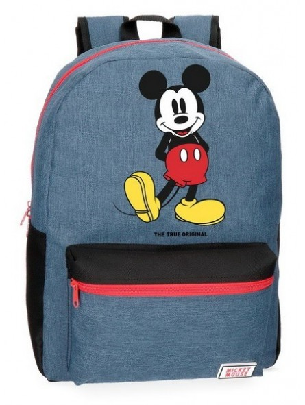 Mochila adaptable Disney Mickey Blue