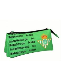 Estuche Real Betis triple
