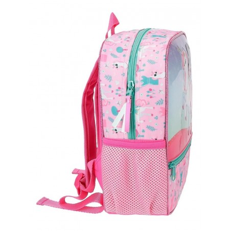 Mochila adaptable 28 cm. Nella Dreams of Unicorns