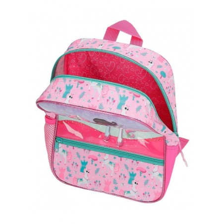 Mochila con carro 28 cm. + MP3 Nella Dreams of Unicorns