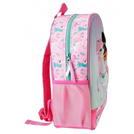 Mochila adaptable 33 cm. Nella Dreams of Unicorns