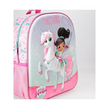 Mochila adaptable 33 cm. Nella Dreams of Unicorns