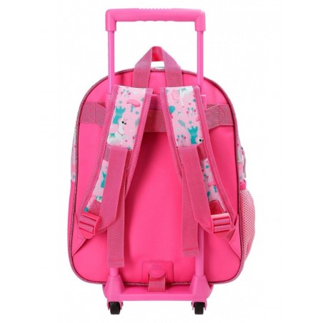 Mochila con carro 33 cm. Nella Dreams of Unicorns