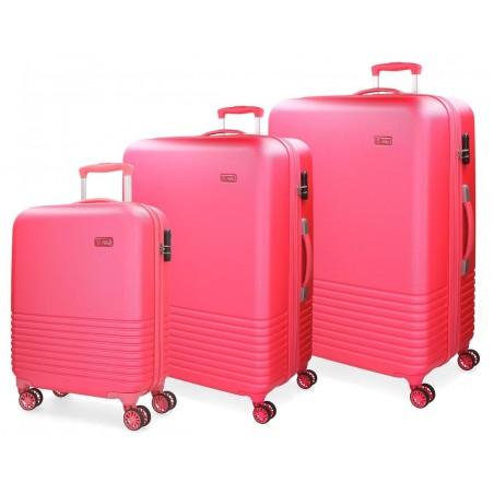 Juego 3 maletas El Potro Ride