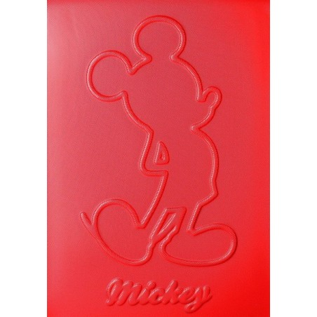Maleta mediana Mickey Premium