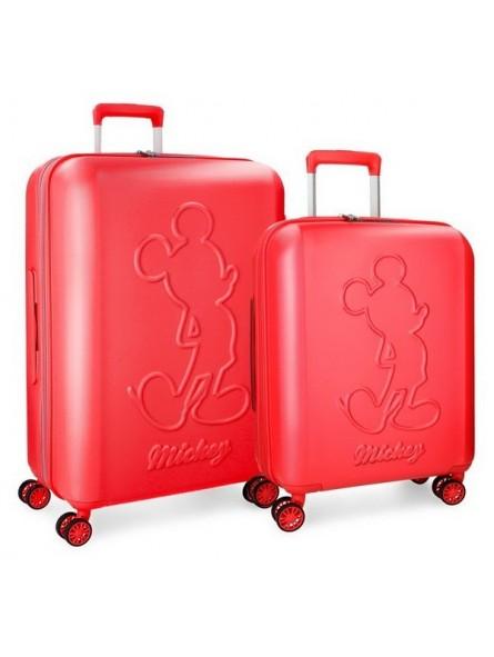 Juego maletas Disney Mickey Premium