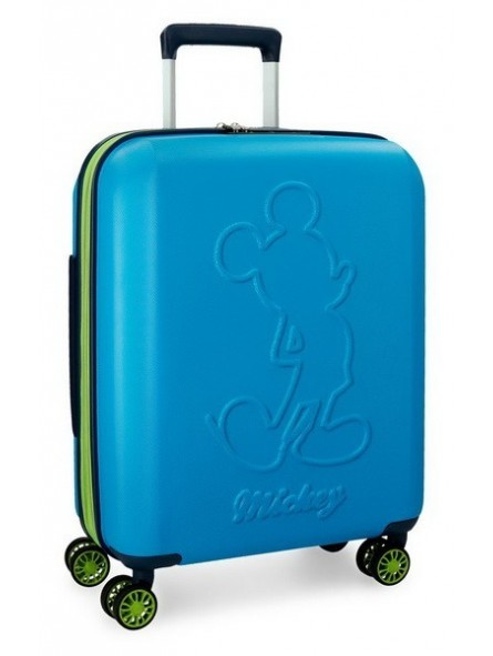 Maleta cabina Disney Mickey Colored