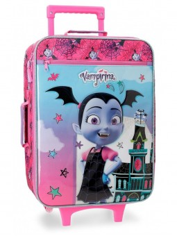 Maleta cabina + MP3 Vampirina