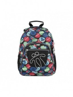 Mochila + MP3 Totto Tempera 7E4