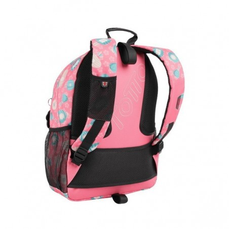 Mochila adaptable Totto Acuareles 1OX