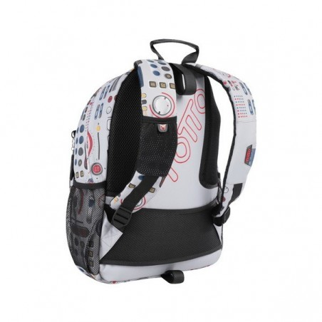 Mochila adaptable Totto Acuareles 8GM