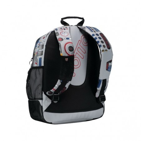Mochila + MP3 Totto Crayoles 8GM